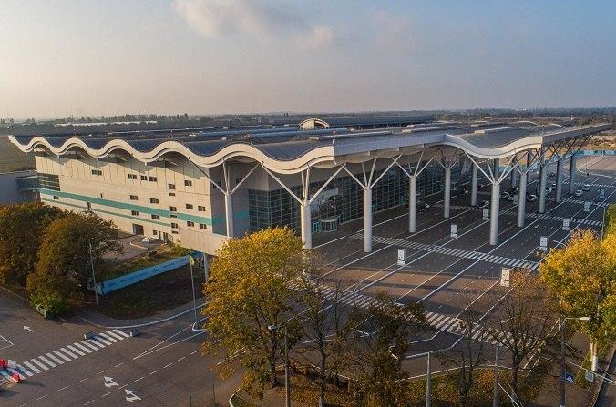 Международный Аэропорт «Одесса»